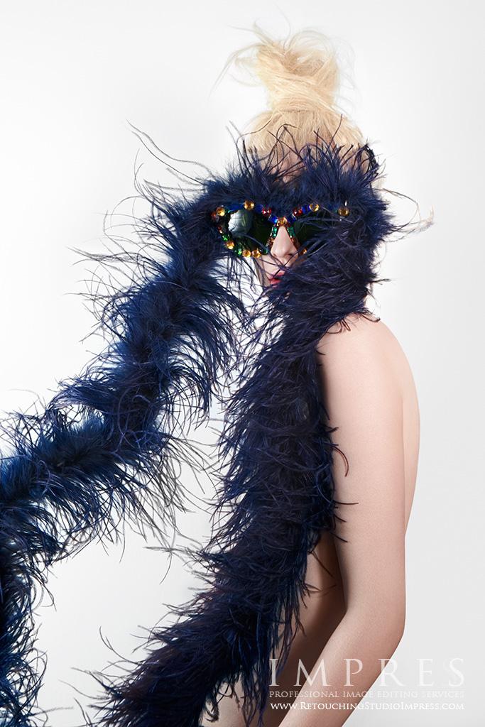 Retouching studio impress, photographer - Angelika Buettner